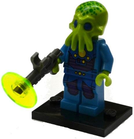 LEGO 71008 minifigurky 13. série - 07. Vetřelec