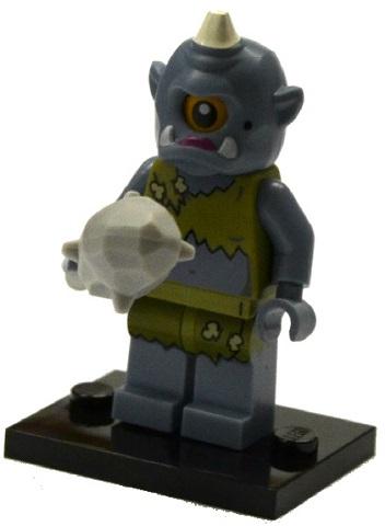 LEGO 71008 minifigurky 13. série - 15. Kyklopka