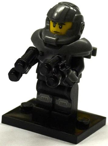 LEGO 71008 minifigurky 13. série - 16. Galaxy Trooper