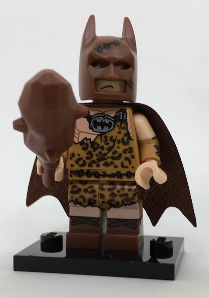 LEGO 71017 minifigurky The LEGO BATMAN Movie - 04. Clan of the Cave Batman