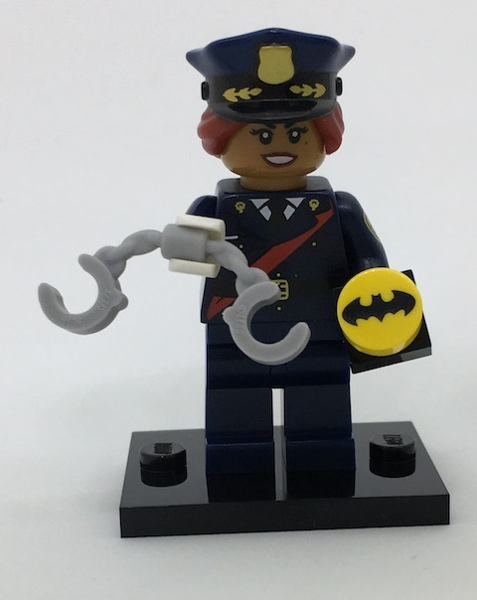 LEGO 71017 minifigurky The LEGO BATMAN Movie - 06. Barbara Gordon