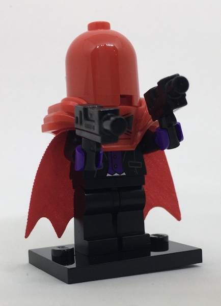 LEGO 71017 minifigurky The LEGO BATMAN Movie - 11. Red Hood
