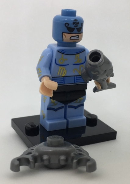 LEGO 71017 minifigurky The LEGO BATMAN Movie - 15. Zodiac Master