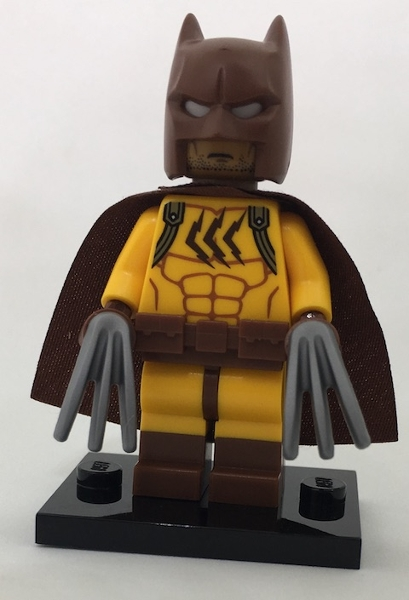LEGO 71017 minifigurky The LEGO BATMAN Movie - 16. Catman