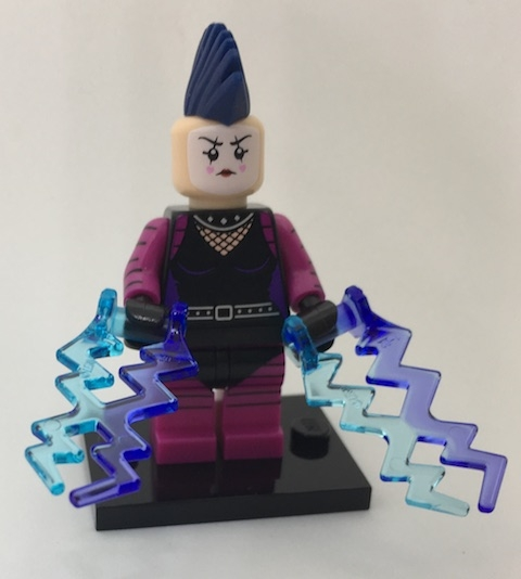 LEGO 71017 minifigurky The LEGO BATMAN Movie - 20. Mime