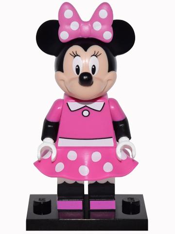 LEGO 71012 minifigurky Disney série - 11. Minnie Mouse