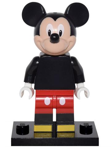 LEGO 71012 minifigurky Disney série - 12. Mickey Mouse