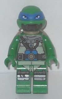 LEGO Teenage Mutant Ninja Turtles - Leonardo - Scuba Gear