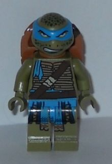 LEGO Teenage Mutant Ninja Turtles - Leonardo with Scabbard