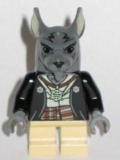 LEGO Teenage Mutant Ninja Turtles - Splinter - Black Jacket
