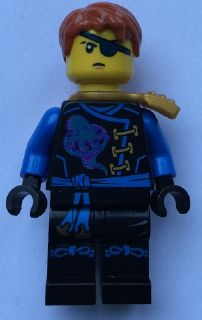 LEGO Ninjago - Jay - Skybound, Pirate