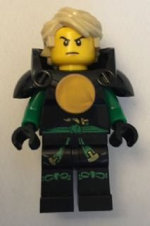 LEGO Ninjago - Lloyd - Skybound, Armor