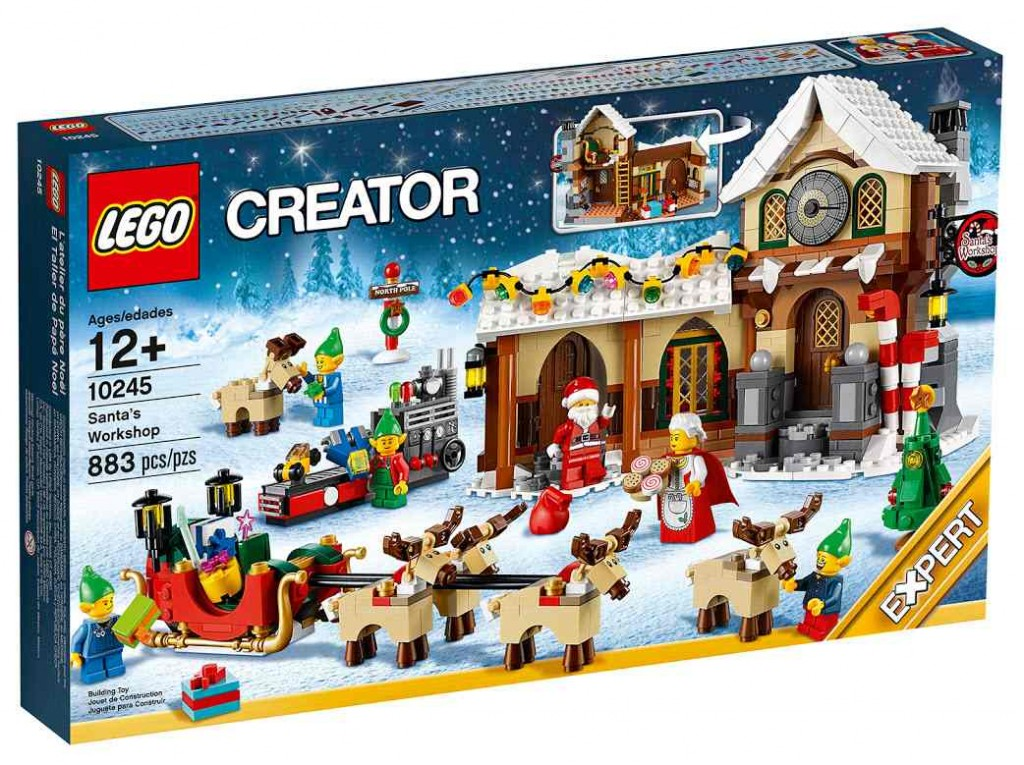 Lego 10245 Santa s Workshop