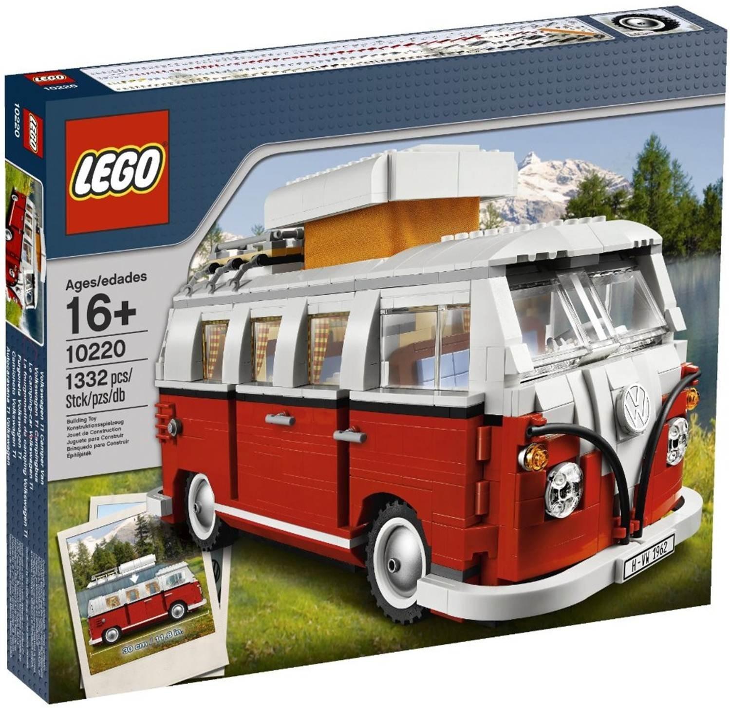 LEGO 10220 Volkswagen T1 Camper Van (VW Bus)