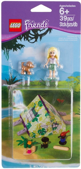 LEGO Friends 850967 Jungle Accessory Set