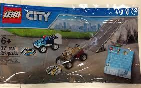 LEGO City 5004404 Policie - Závodní honička