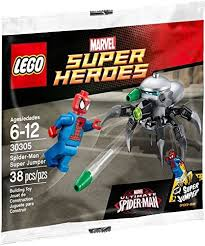 Lego Super Heroes 30305 Spider-Man Super Jumper