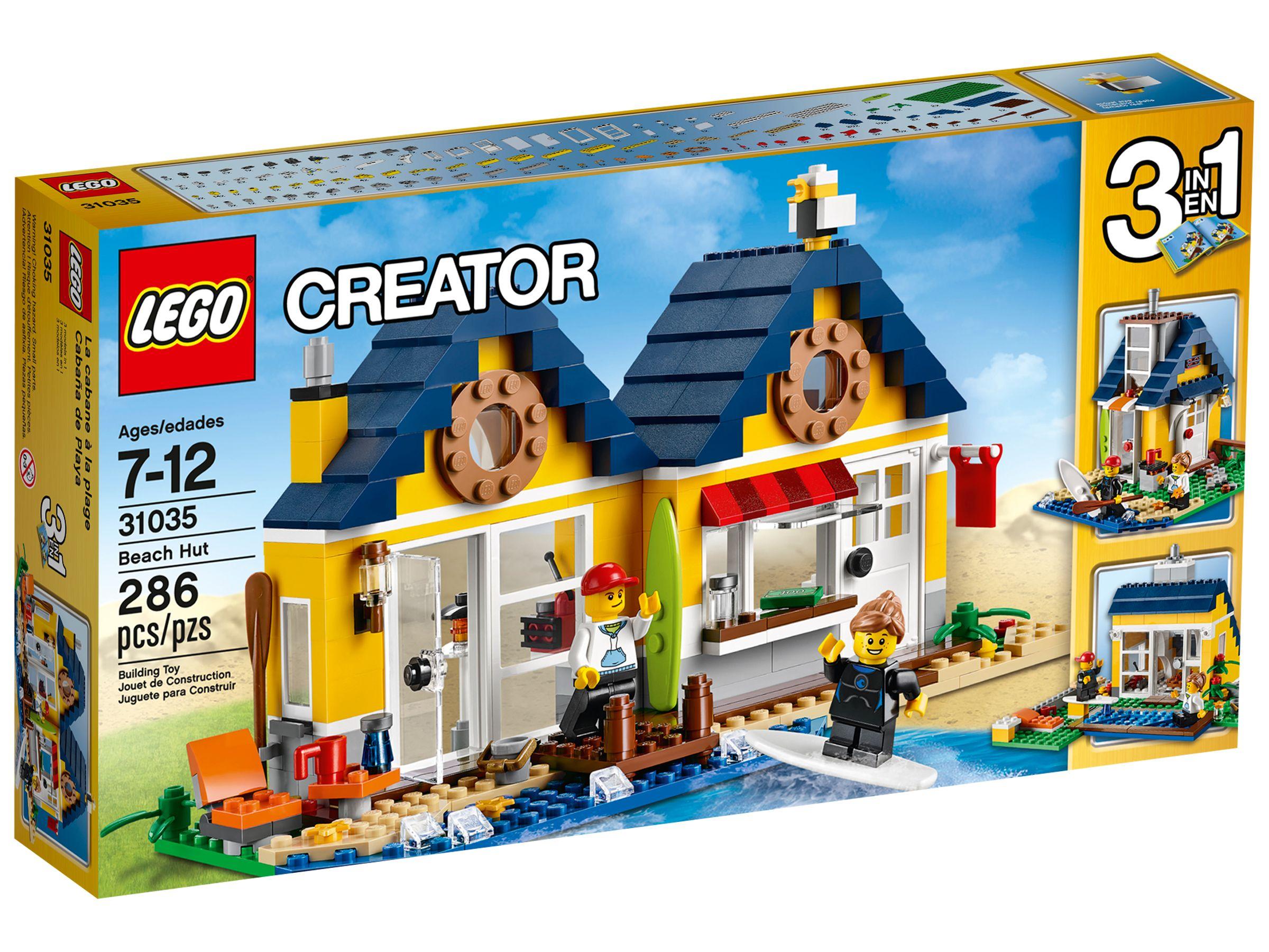 Lego Creator 31035 Plážová chýše