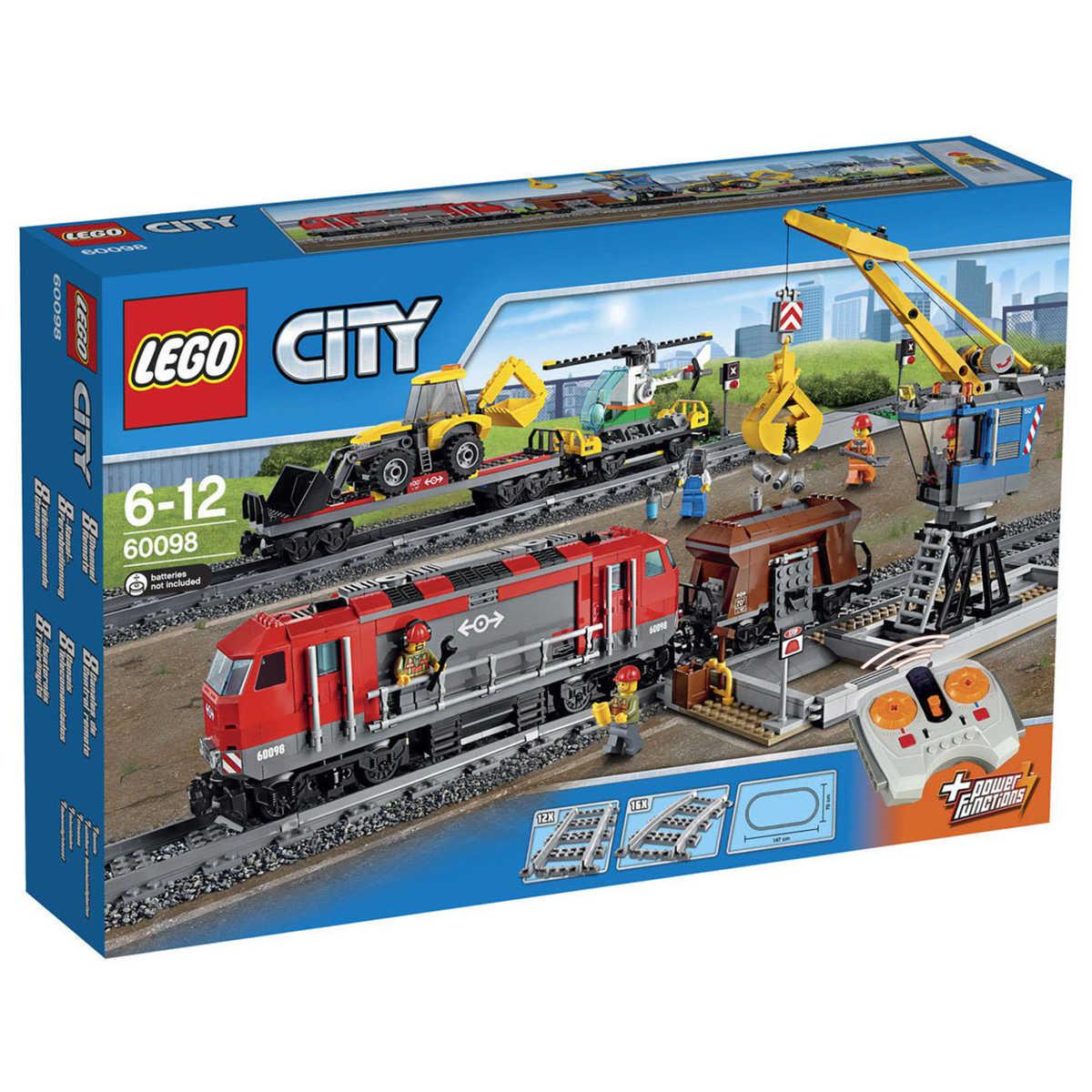 Lego City 60098 Nákladní vlak