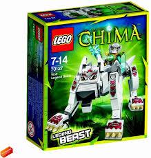 Lego Chima 70127 Vlk Šelma Legendy