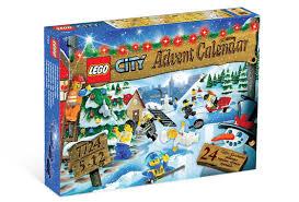 LEGO City 7724 Adventní kalendář