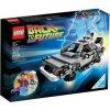 LEGO Ideas 21103 Stroj času DeLorean  + volná rodinná vstupenka do Muzea LEGA Tábor v hodnotě 370 Kč