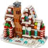 LEGO 40337 Miniaturní perníková chaloupka