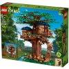 LEGO Ideas 21318 Dům na stromě  + volná rodinná vstupenka do Muzea LEGA Tábor v hodnotě 370 Kč