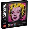 Lego Art 31197 Andy Warhol's Marilyn Monroe  + volná rodinná vstupenka do Muzea LEGA Tábor v hodnotě 370 Kč