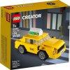 LEGO Creator 40468 Žlutý taxík