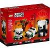 LEGO BrickHeadz 40466 Čínský Nový rok – Pandy