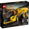 Lego Technic 42114 Kloubový dampr Volvo 6x6  + volná rodinná vstupenka do Muzea LEGA Tábor v hodnotě 370 Kč