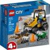 Lego City 60284 Náklaďák silničářů