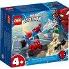 LEGO Marvel 76172 Poslední bitva Spider-Mana se Sandmanem