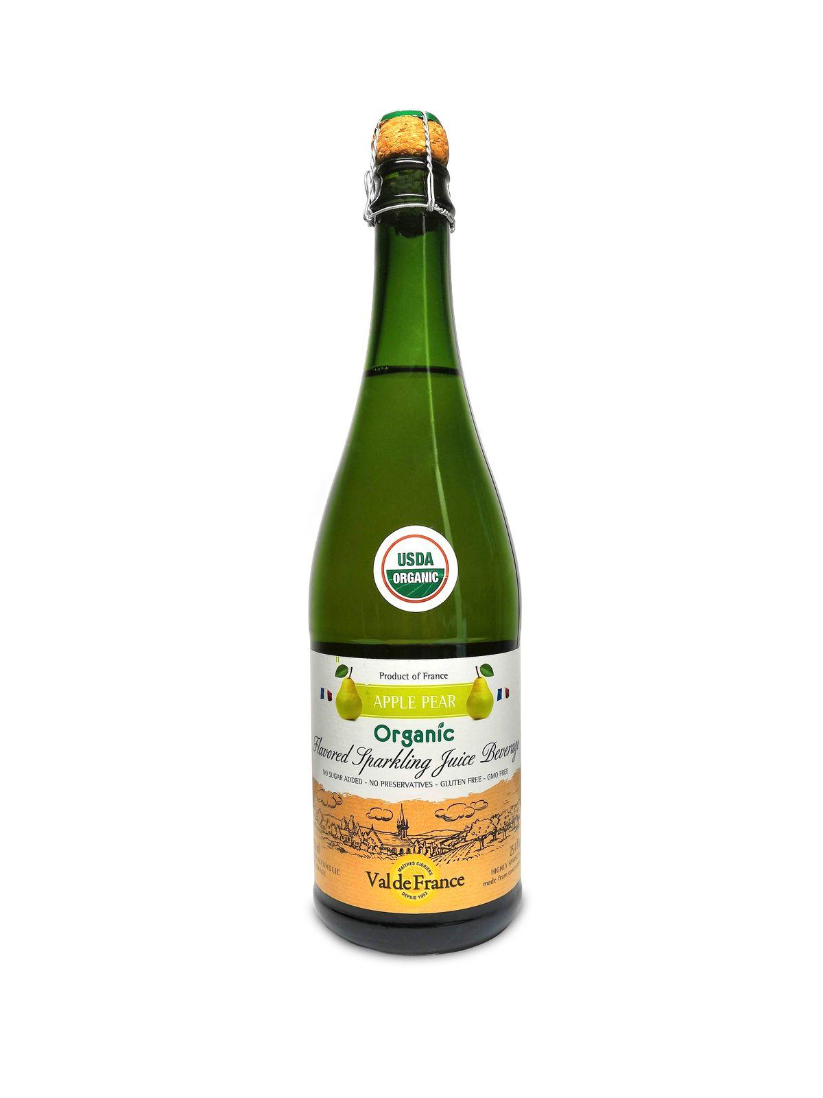 Nealkoholický cider z Bretaně