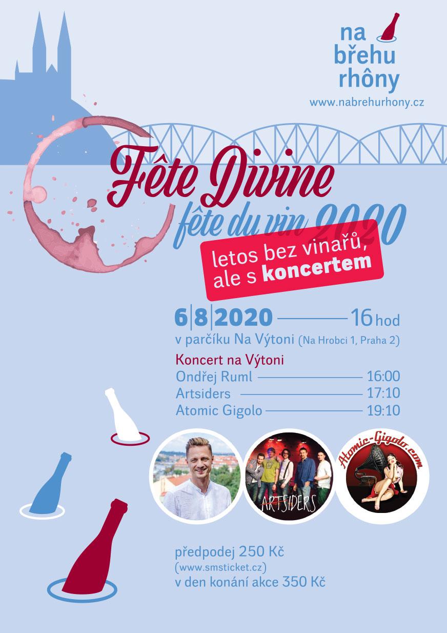 Festival vína a hudby na Výtoni