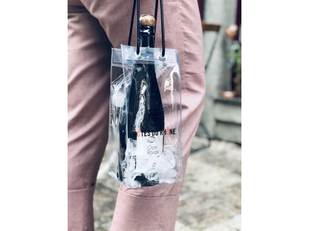 ICE BAG - chladicí taška na víno