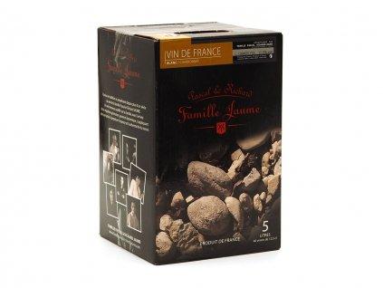 Domaine Jaume Vin de France Chardonnay Blanc (BIB 5L) 024 bag-in-box bílé víno