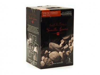 Domaine Jaume Vin de France Viognier Blanc (BIB 5L) 044 bag-in-box bílé víno
