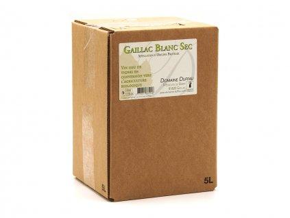 Domaine Duffau AOP Gaillac Blanc (BIB 5L) 039