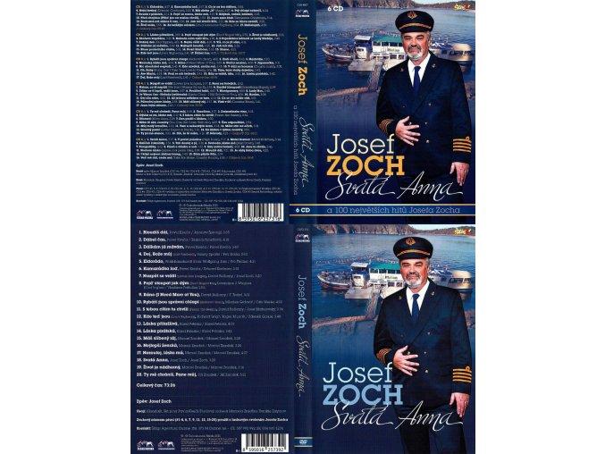 Josef Zoch 6CD DVD