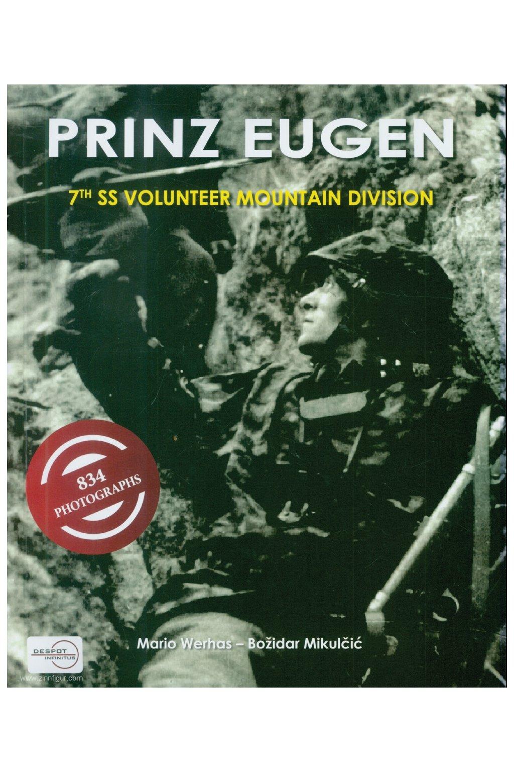 Prinz Eugen. 7th SS Volunteer Mountain Division