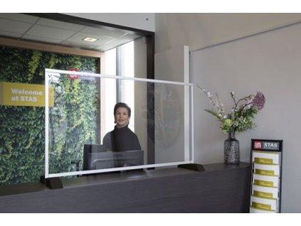 Counter screen bariéra