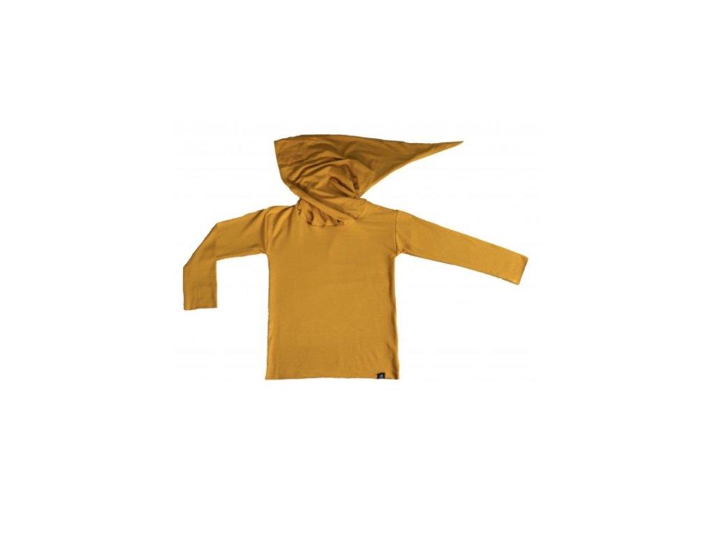 okr triko s kapucí