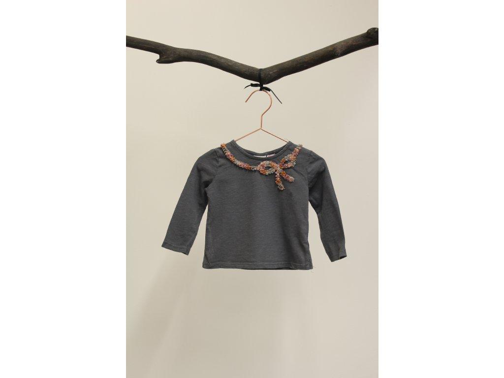 tričko s dl.rukávem Zara Baby vel.86