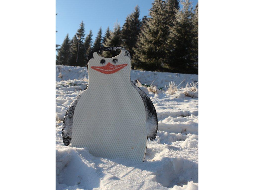 Tučňák TUKI® pěnový kluzák na sníh