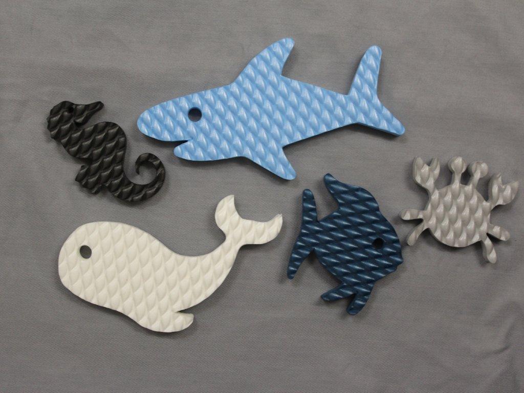 SKÁKALPES edice Pěnová zvířátka VYLEN mořská