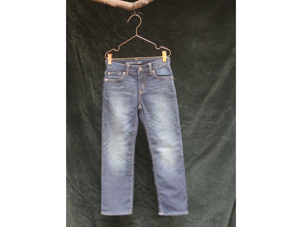 zateplené džíny GAP 7