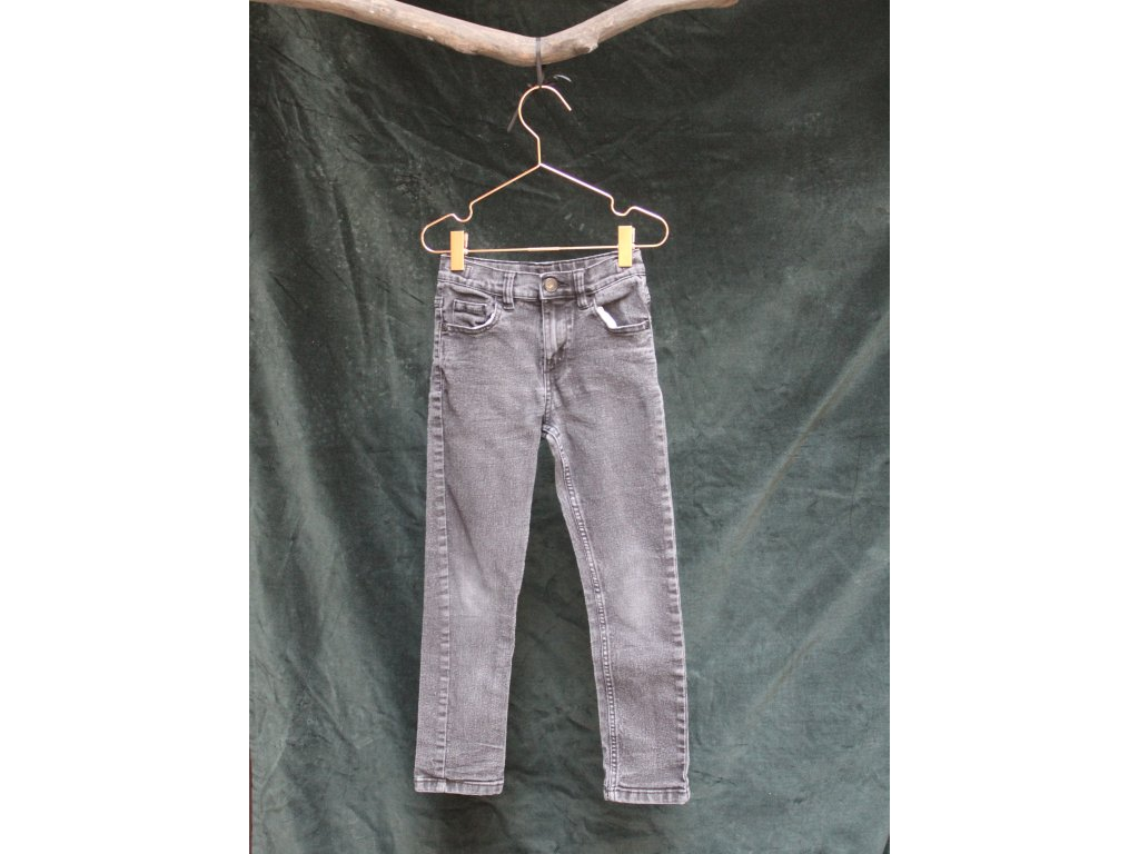 černé džíny M&Co 122