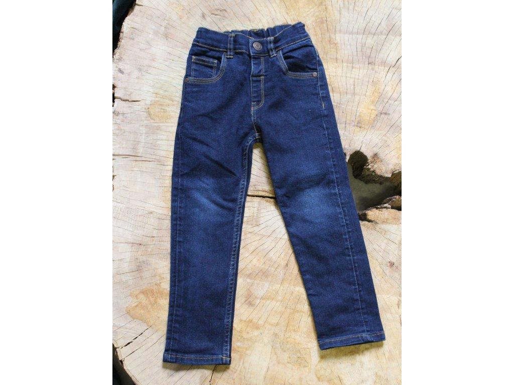 tmavě modré džíny Matalan 4-5Y
